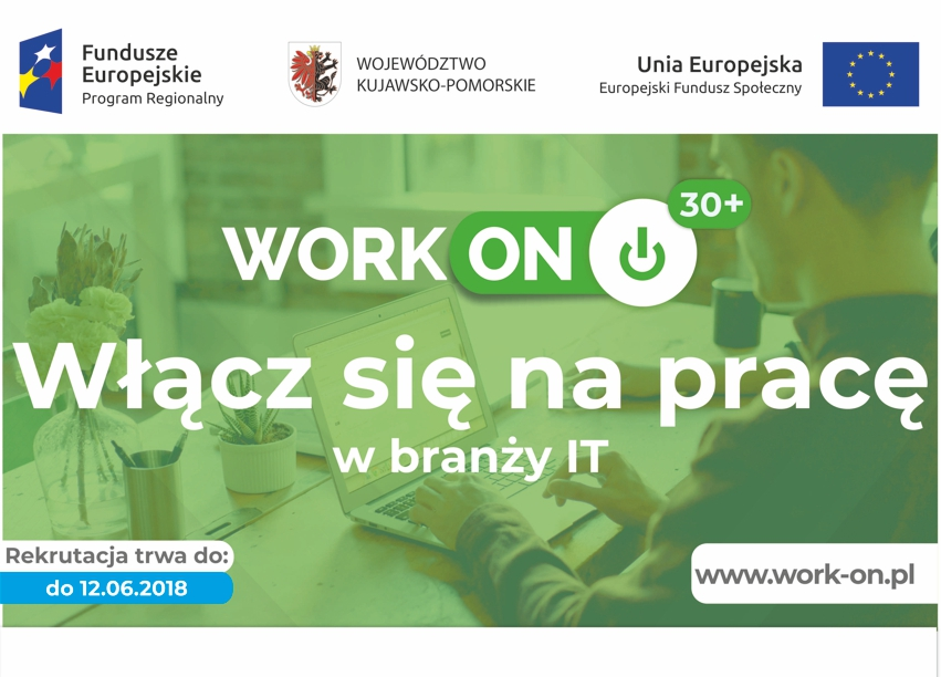 Testy wstępne do projektu Work-On 30+
